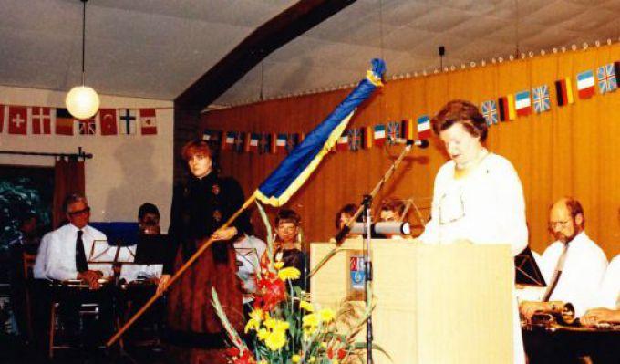 Verleihungszeremonie