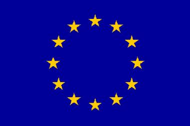 Swaffham konnte am 2.9.1971 die Europafahne entgegennehmen, die der Europarat der Stadt ehrenhalber verlieh.