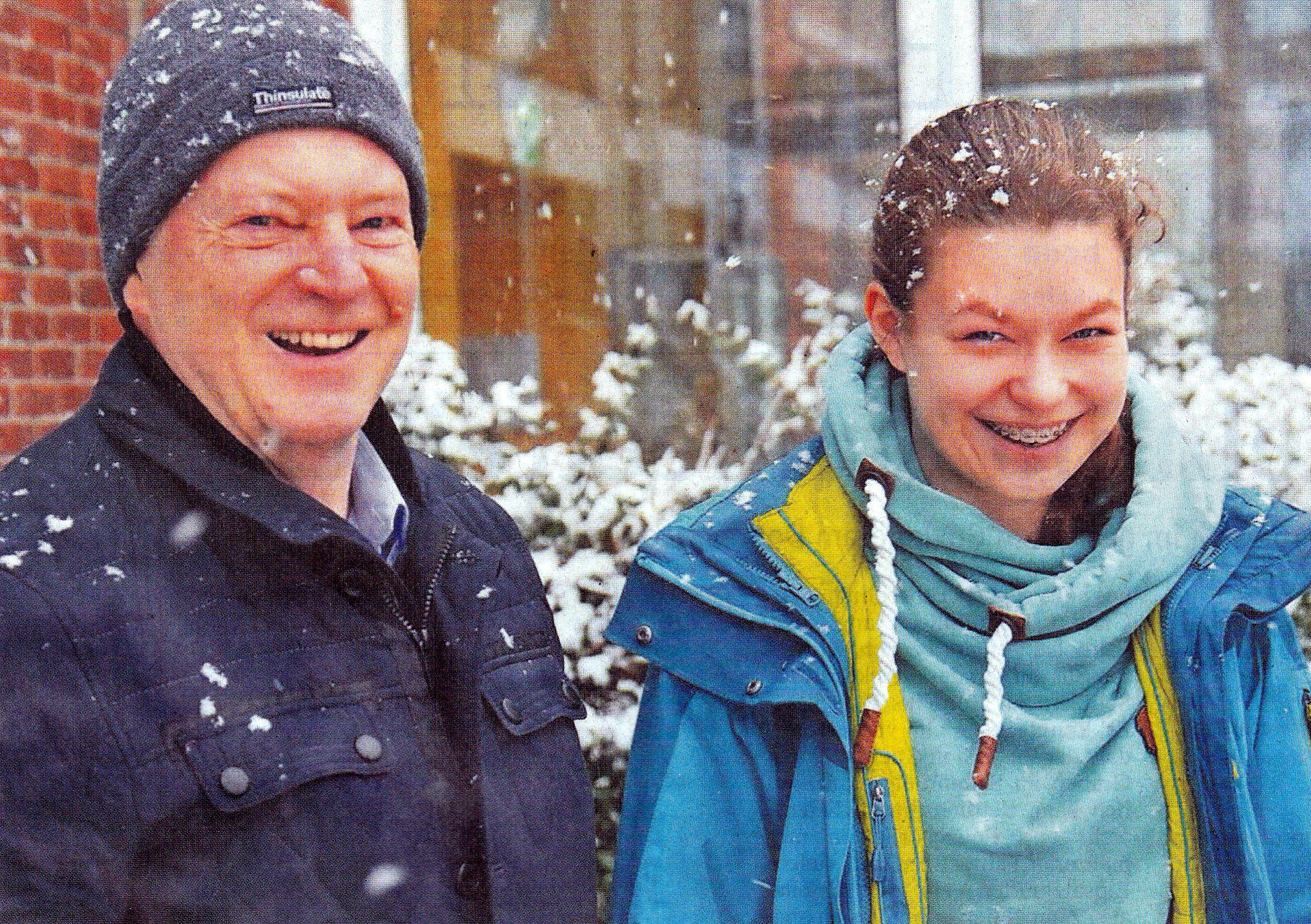 Ulli und Friederike